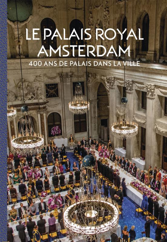 Cover Le Palais Royal Amsterdam