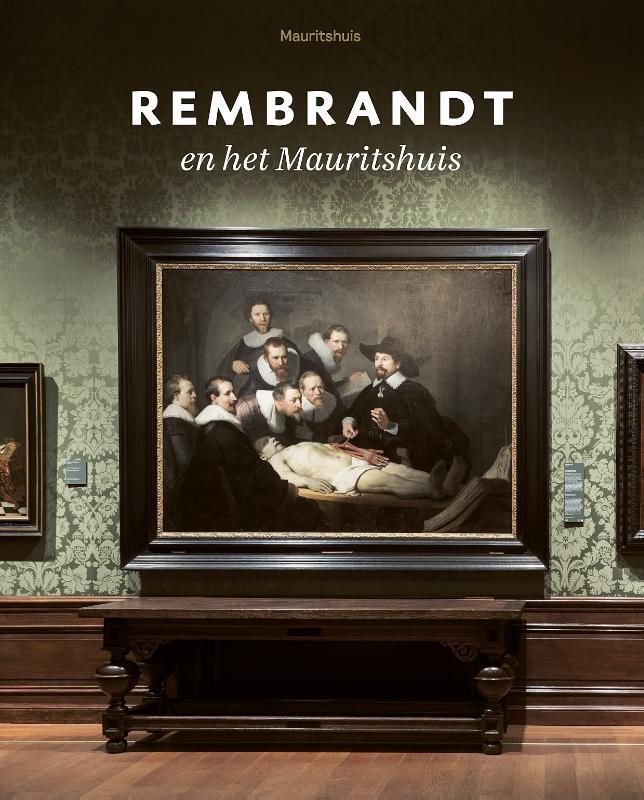 Cover Rembrandt en het Mauritshuis