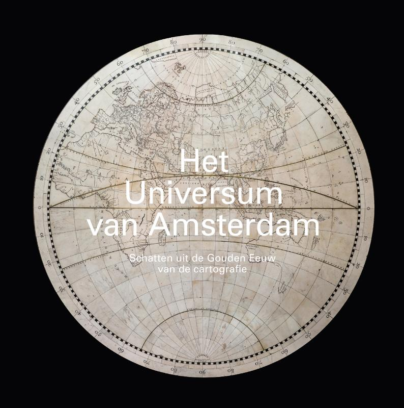 Cover Het Universum van Amsterdam