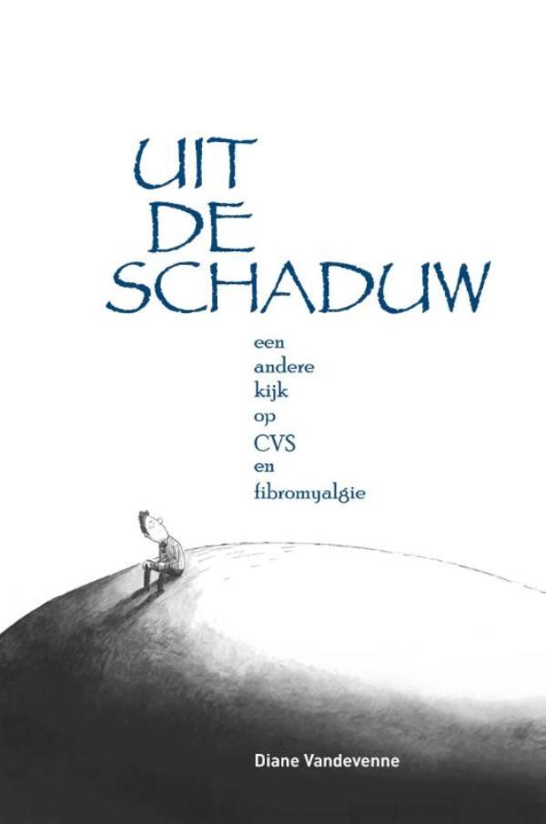 Cover Uit de schaduw