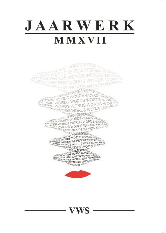 Cover Jaarwerk MMXVII