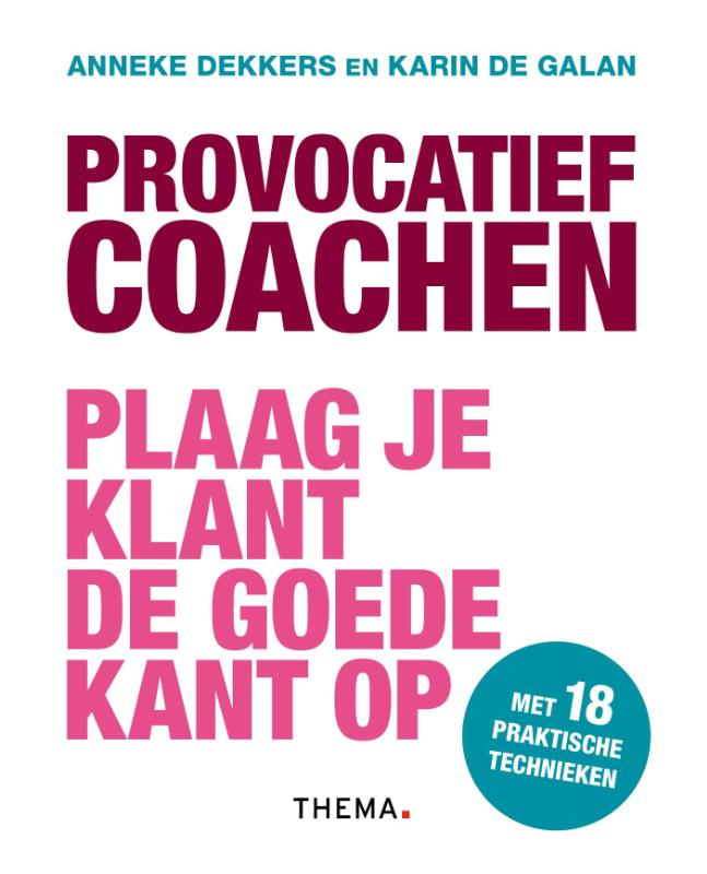 Cover Provocatief coachen