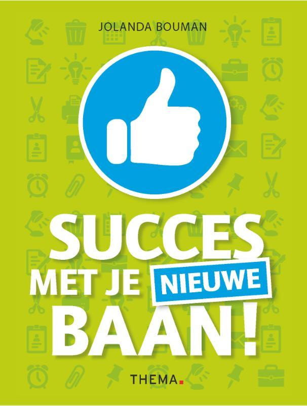 Cover Succes met je nieuwe baan!