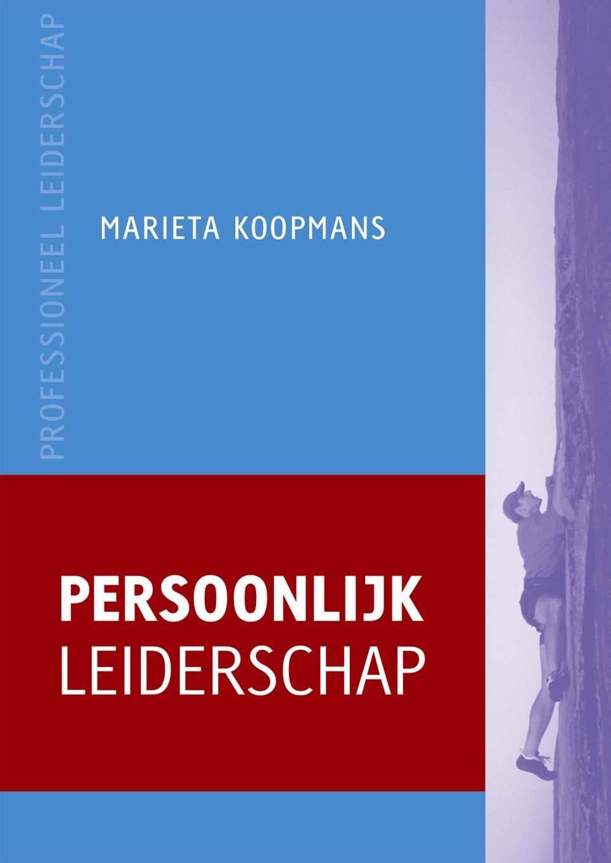 Cover Persoonlijk leiderschap