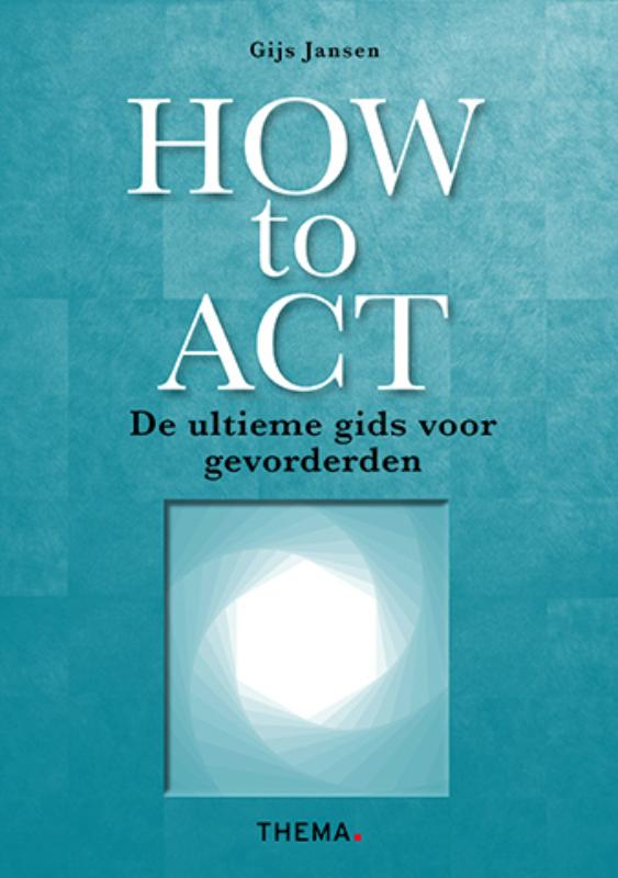 Cover How to ACT