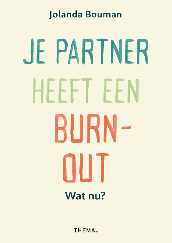 Cover Je partner heeft een burn-out. Wat nu?