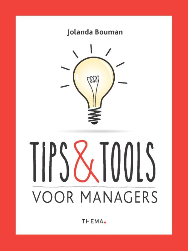 Cover Tips & Tools voor managers