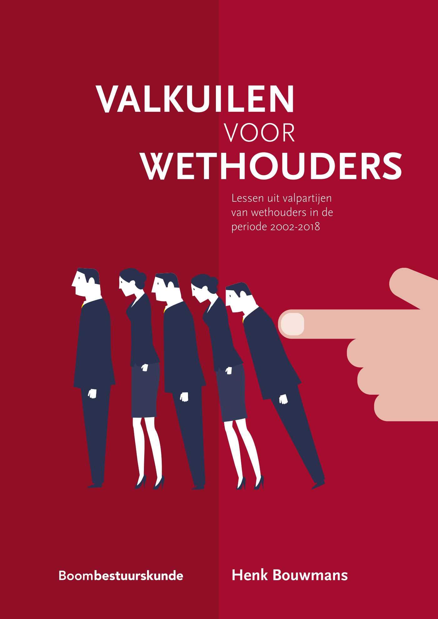 Cover Valkuilen voor wethouders