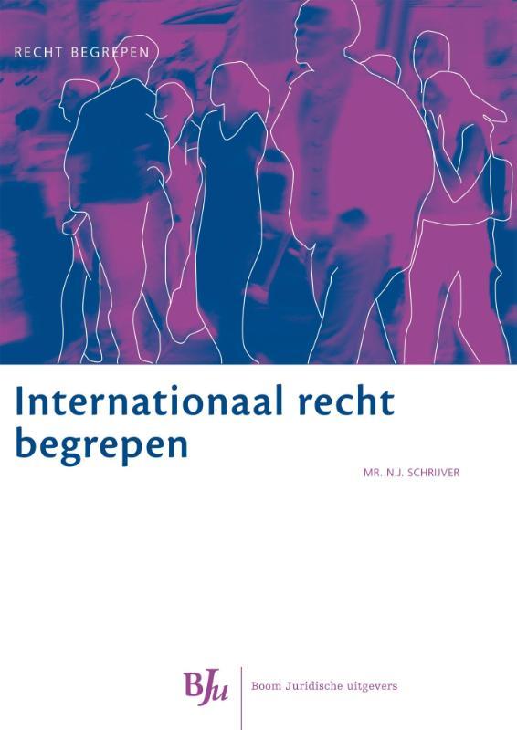 Cover Internationaal recht begrepen