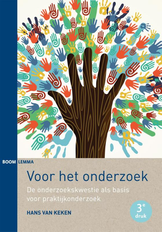 Cover Voor het onderzoek