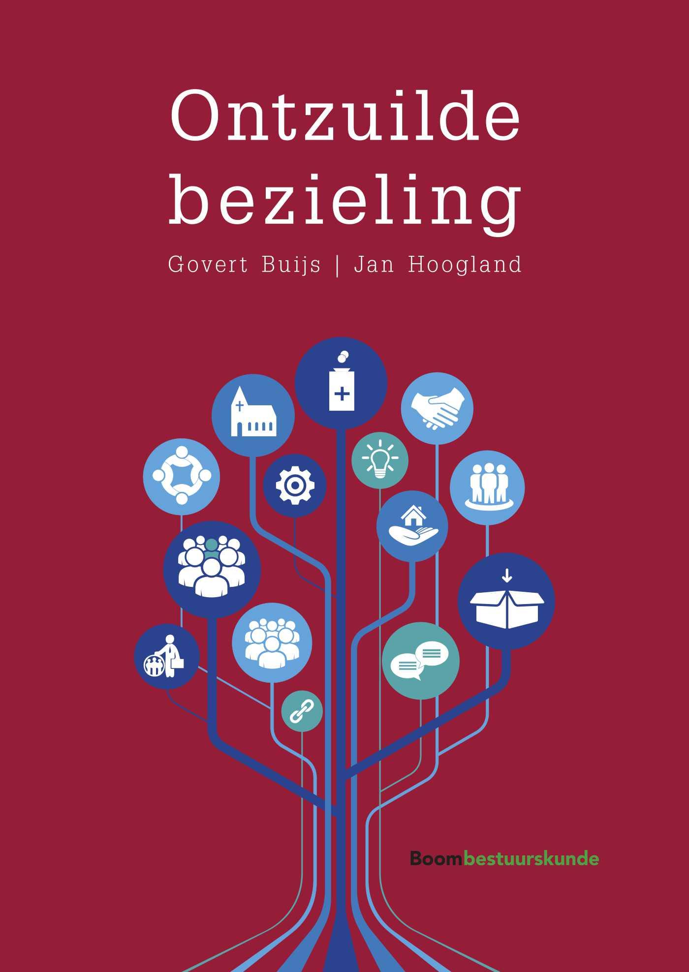 Cover Ontzuilde bezieling