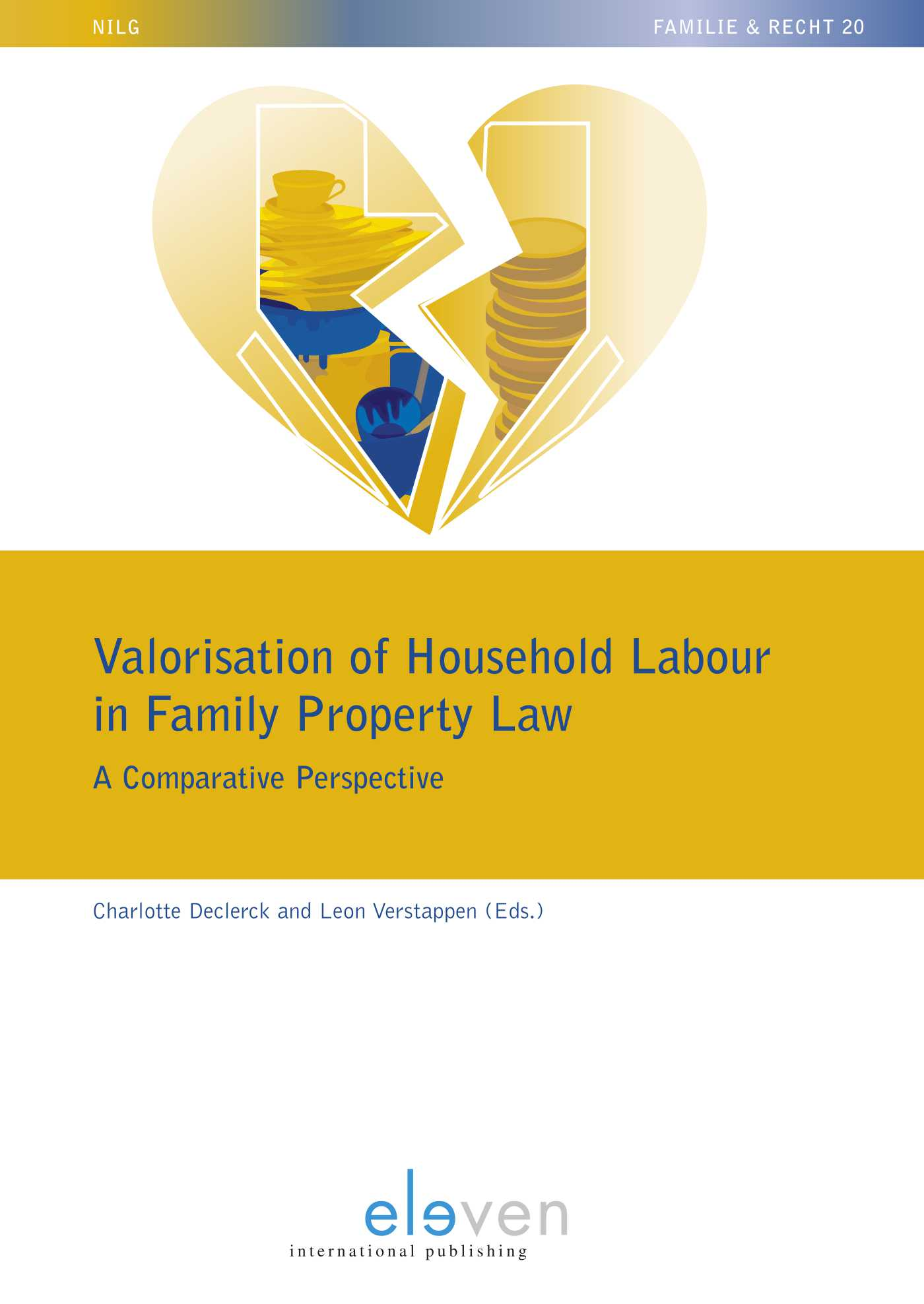 Cover Valorisation of Household Labour in Family Property Law