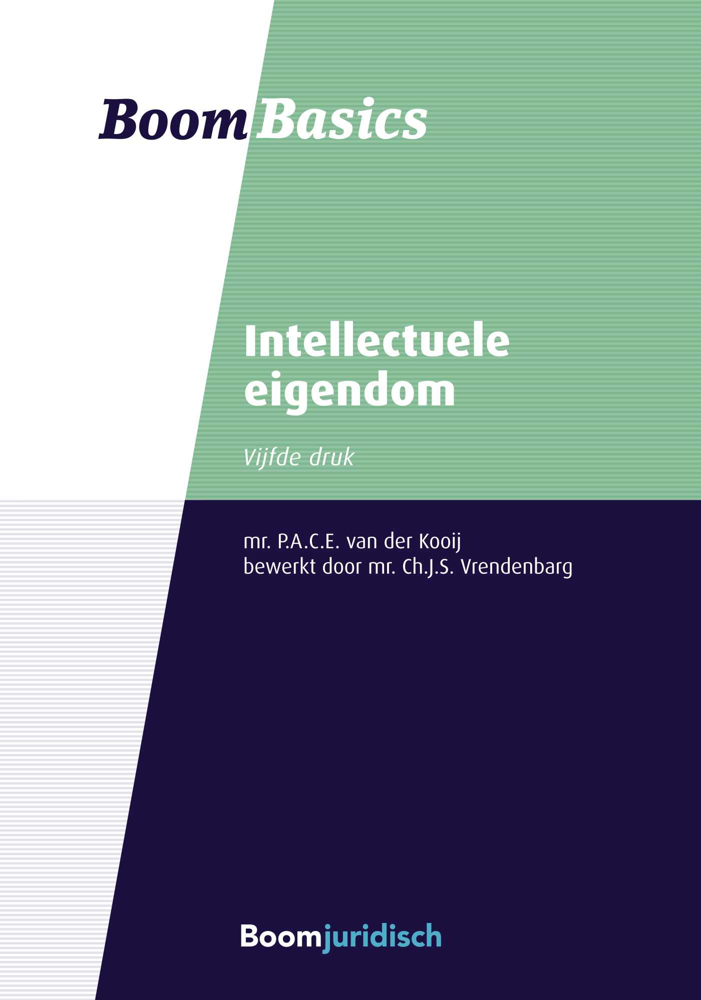 Cover Intellectuele eigendom