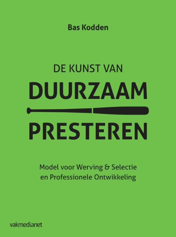 Cover De kunst van duurzaam presteren