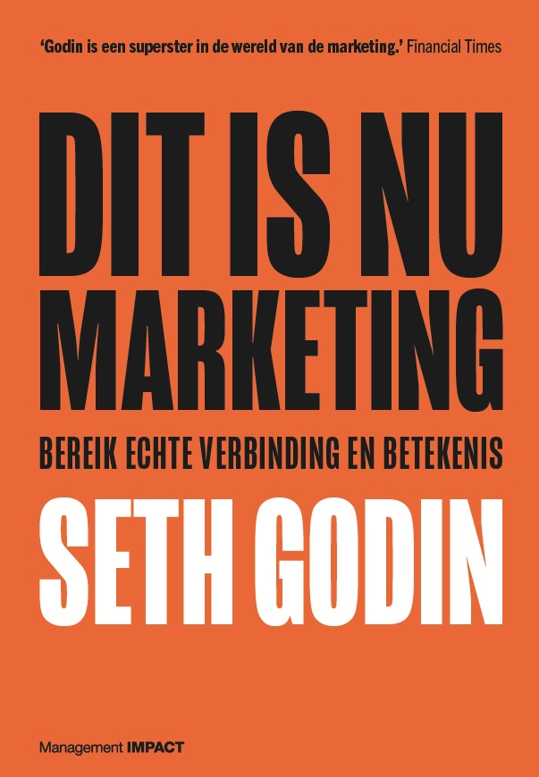 Cover Dit is nu marketing