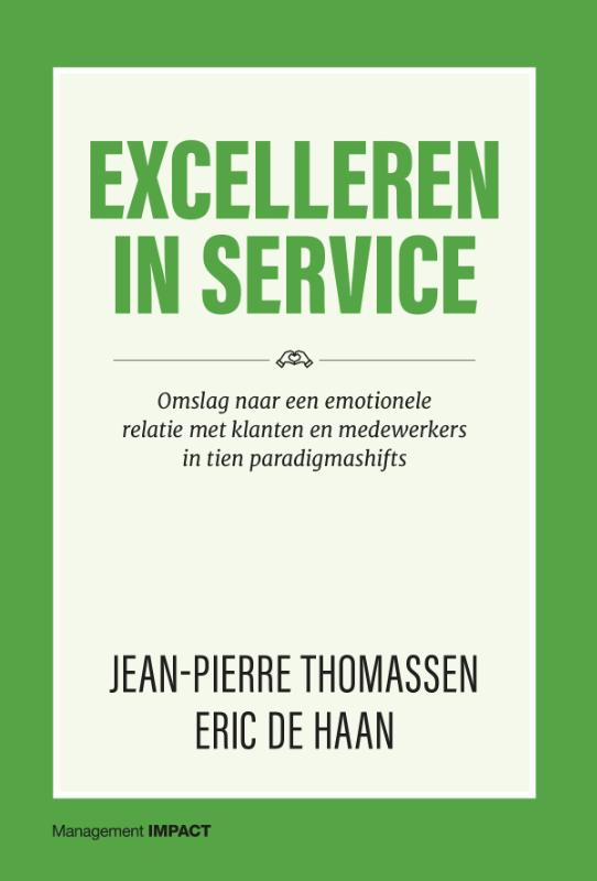 Cover Excelleren in Service