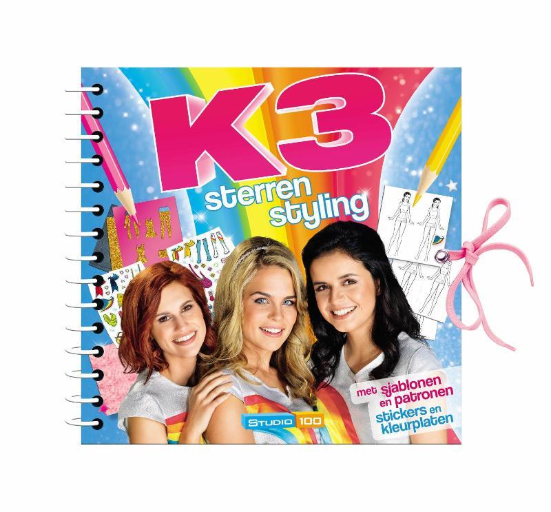 K3 Kleurplaten Spelletjes.K3 Sterrenstyling Geschreven Door Gert Verhulst Boek