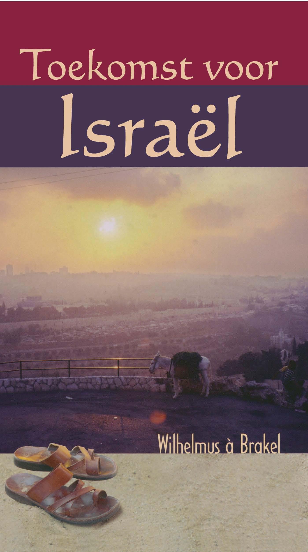 Cover Toekomst voor Israël
