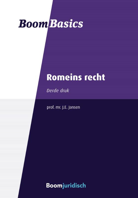 Cover Romeins recht