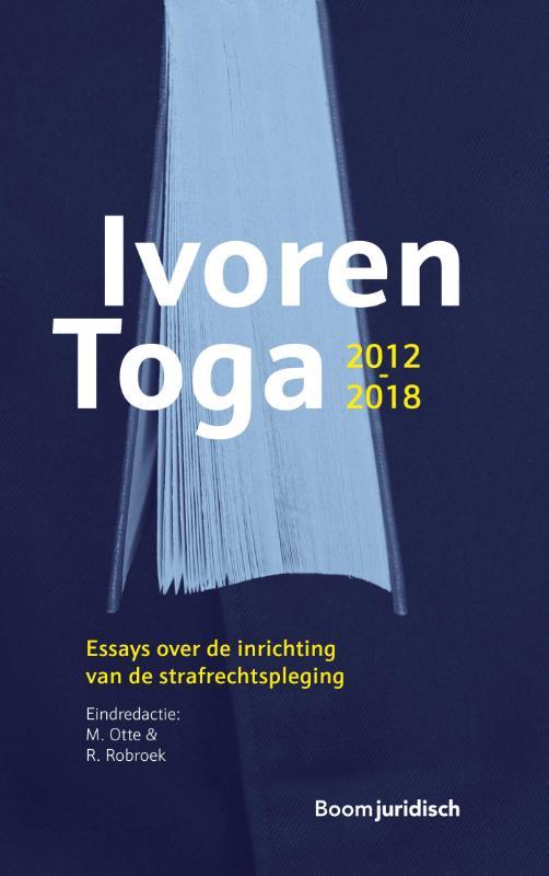 Cover Ivoren Toga 2012-2018