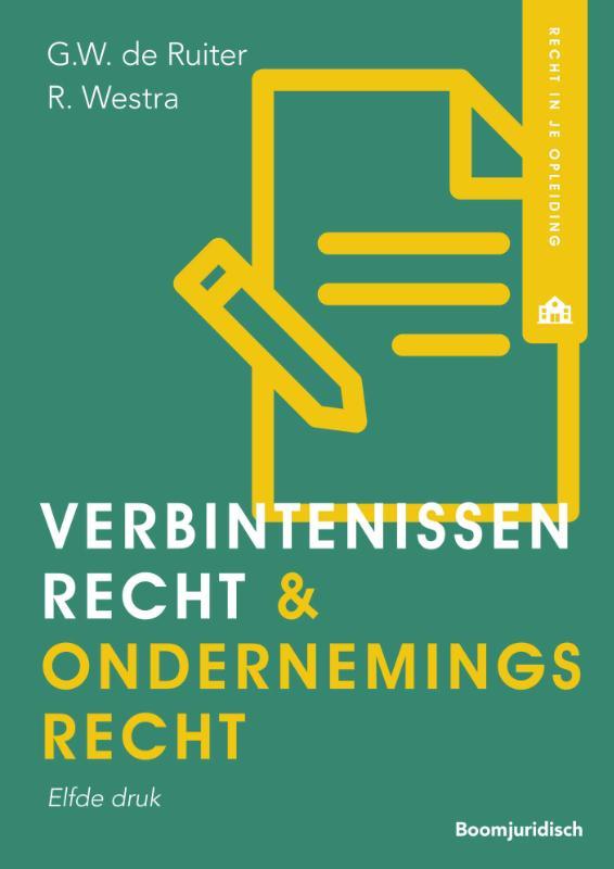 Cover Verbintenissenrecht & ondernemingsrecht