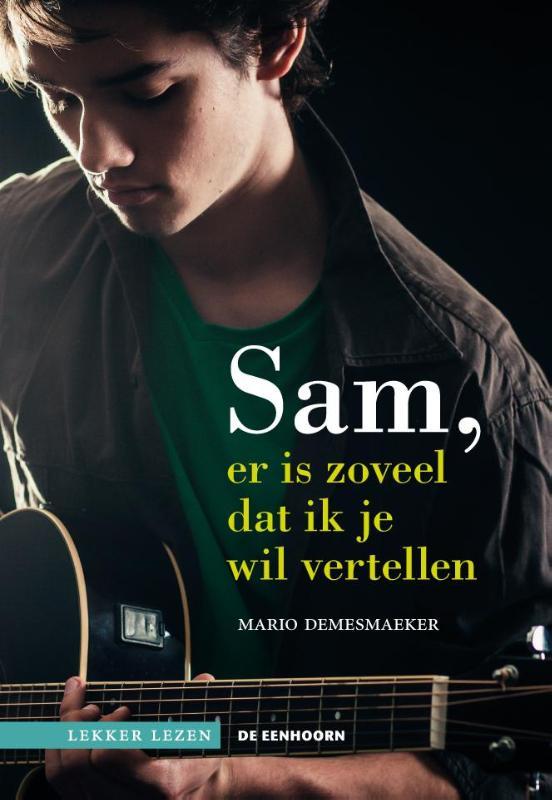 Cover Sam, er is zoveel dat ik je wil vertellen