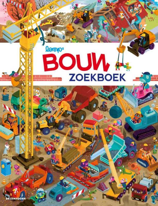 Cover Bouw Zoekboek