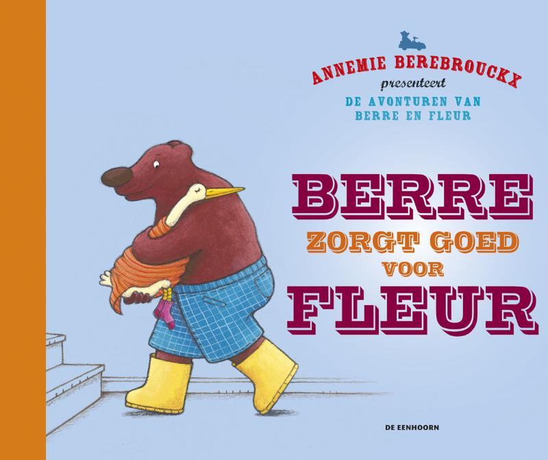 Cover Berre zorgt goed voor Fleur