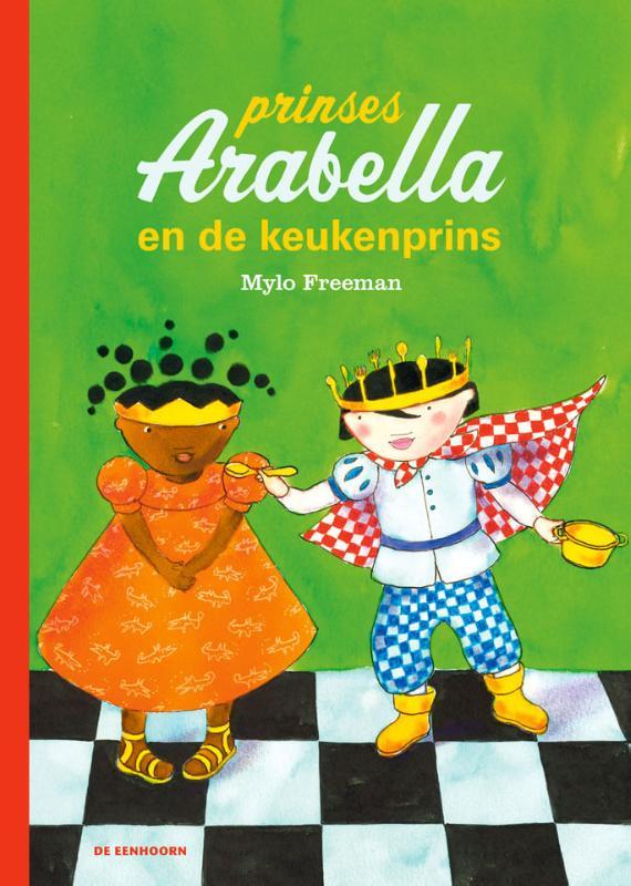 Cover Prinses Arabella en de keukenprins