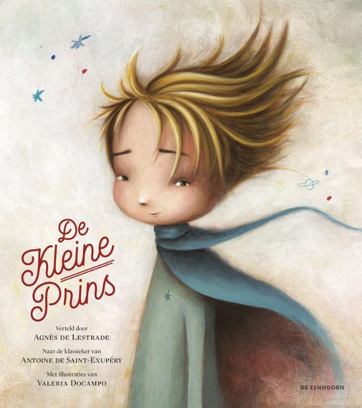 Cover De kleine prins