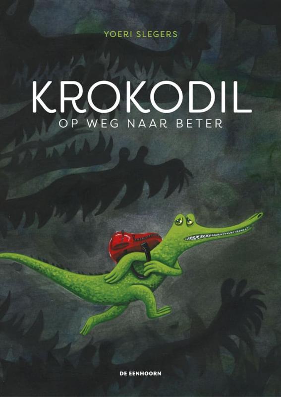 Cover Krokodil op weg naar beter