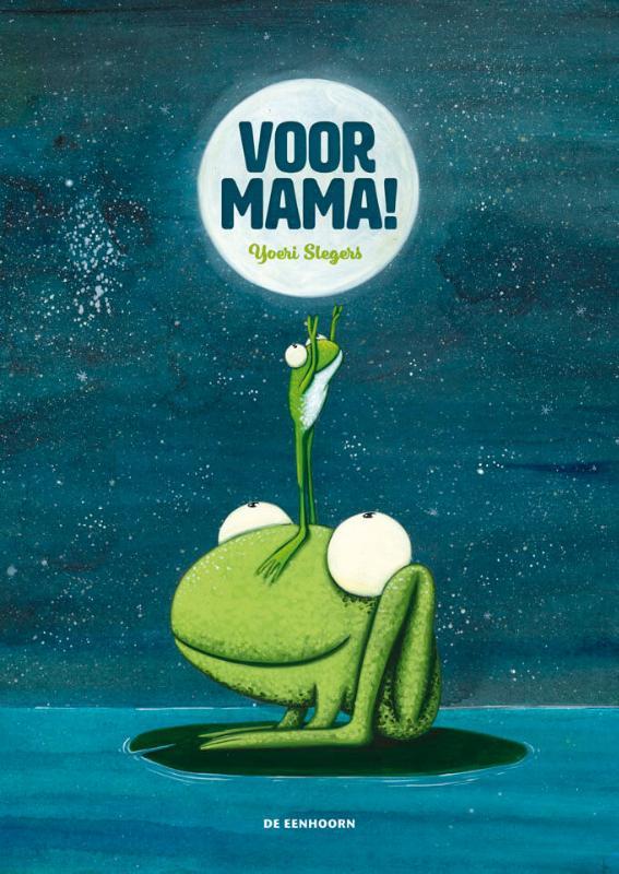 Cover Voor mama!