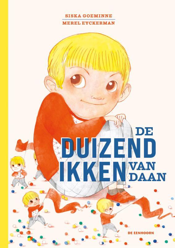 Cover De duizend ikken van Daan