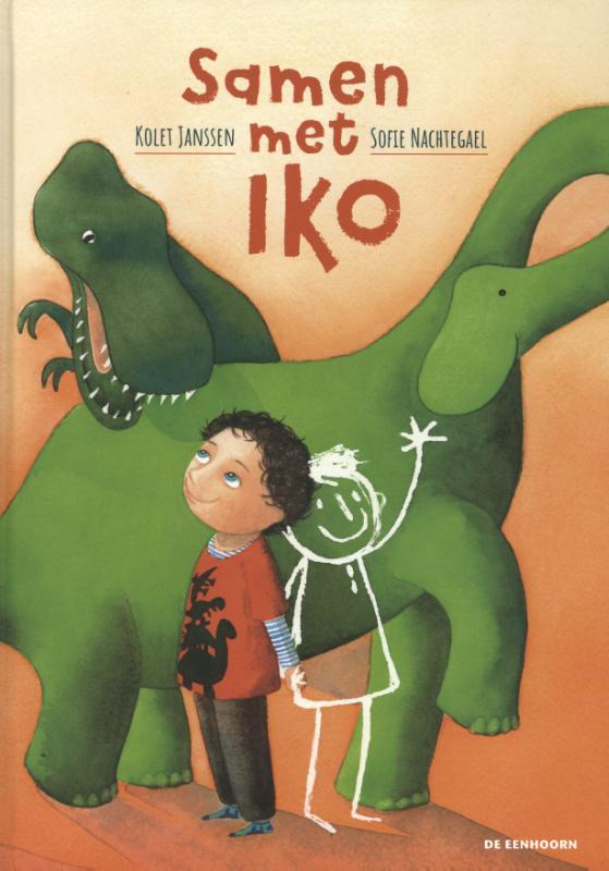 Cover Samen met Iko
