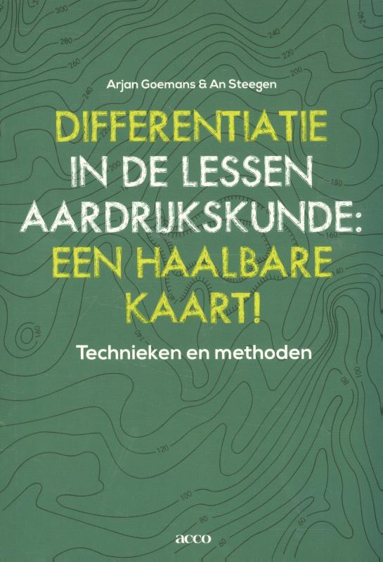 Cover differentiatie in de lessen aardrijkskunde: een haalbare kaart!