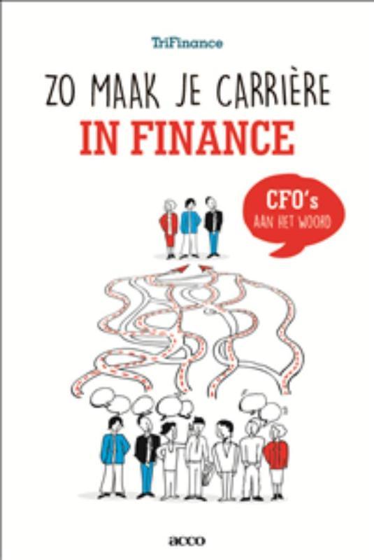 Cover Zo maak je carrière in finance