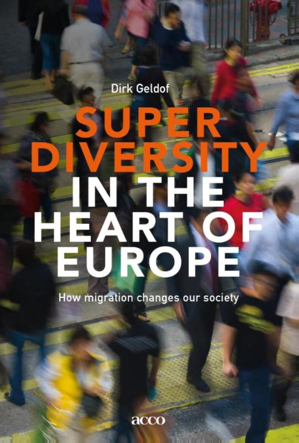 Cover Superdiversity in the heart of Europe