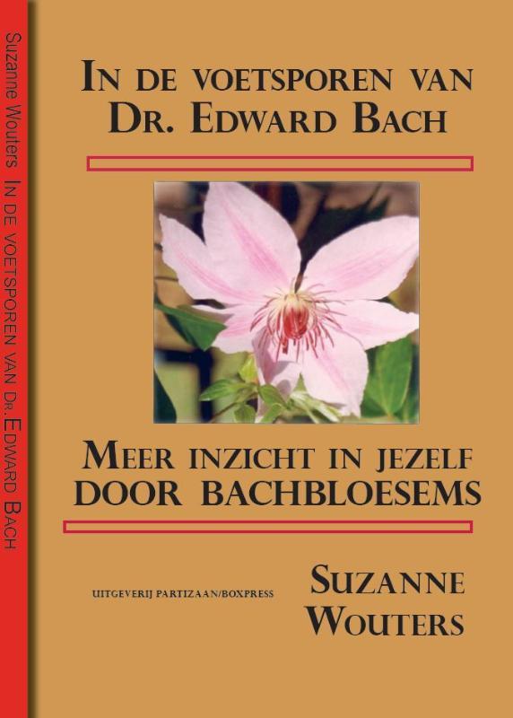 Cover In de voetsporen van dr. Edward Bach
