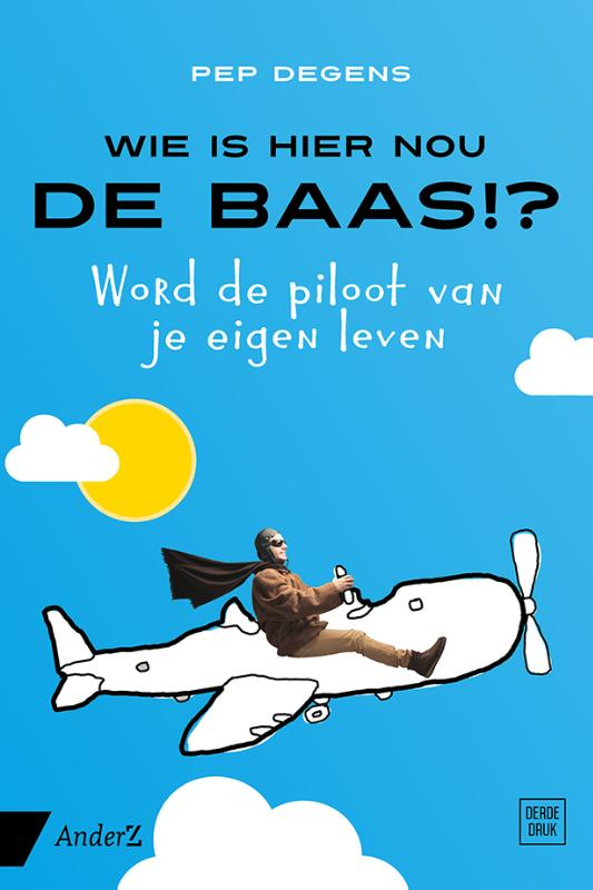Cover Wie is hier nou de baas!?