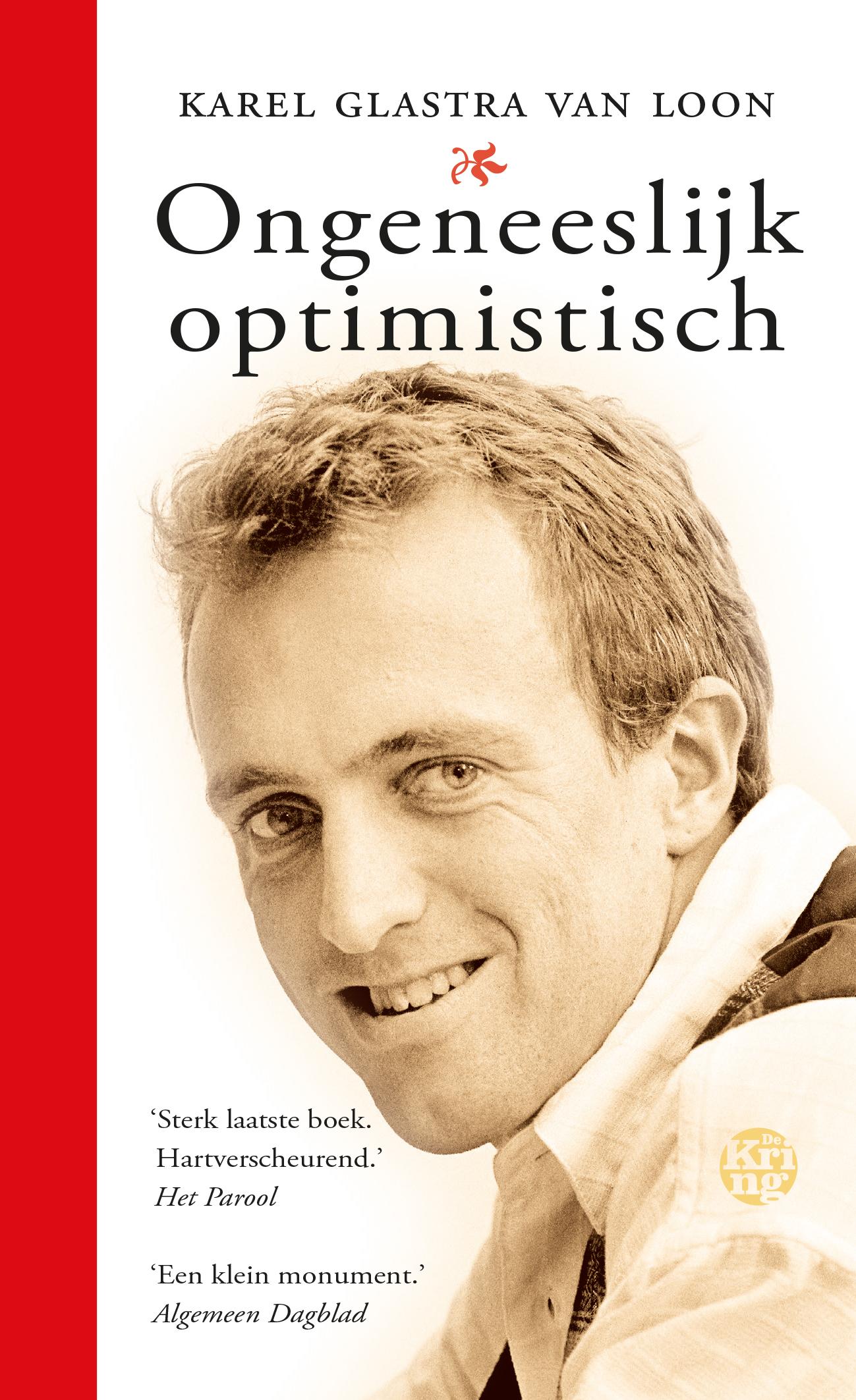 Cover Ongeneeslijk optimistisch