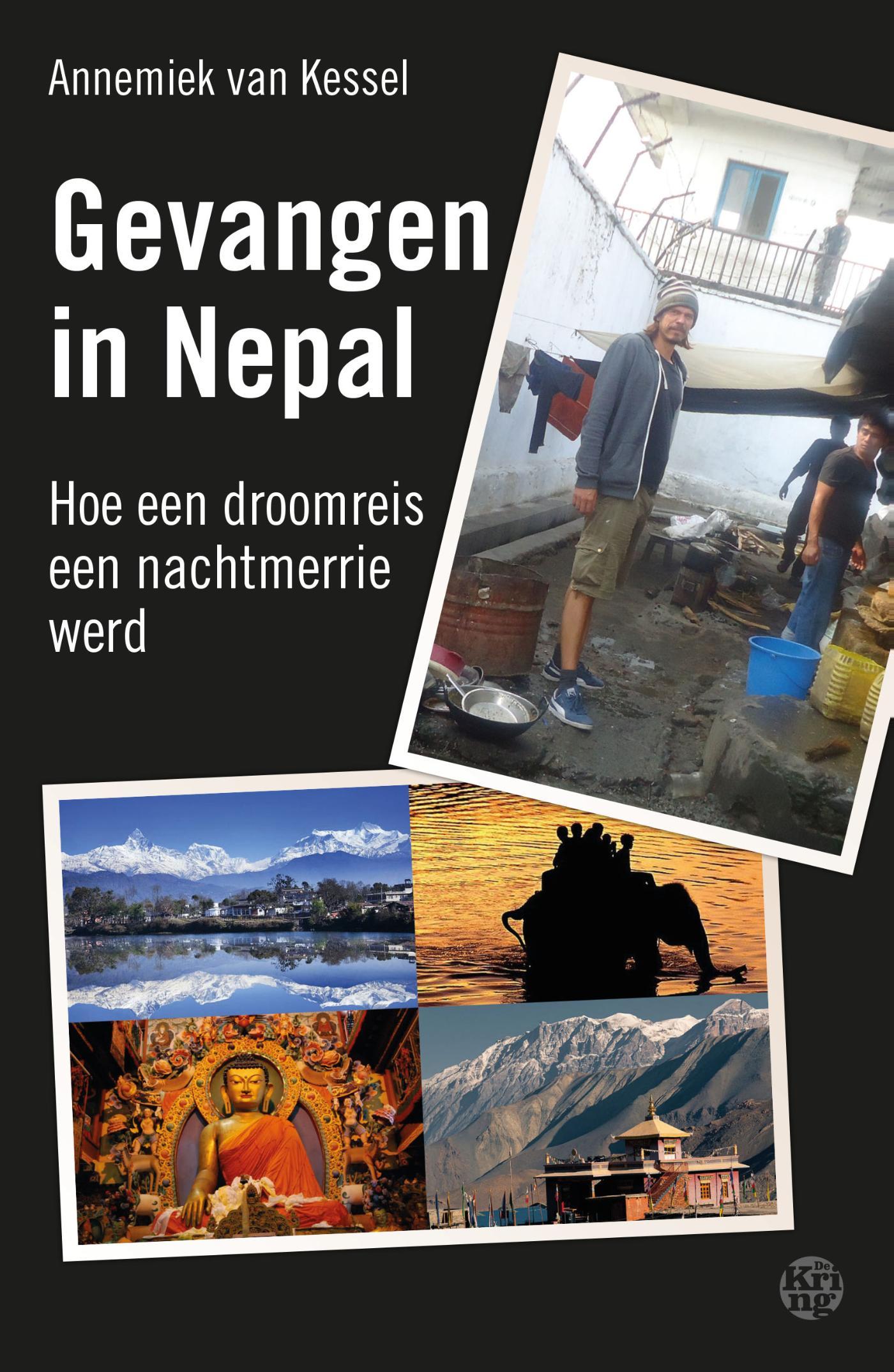Cover Gevangen in Nepal