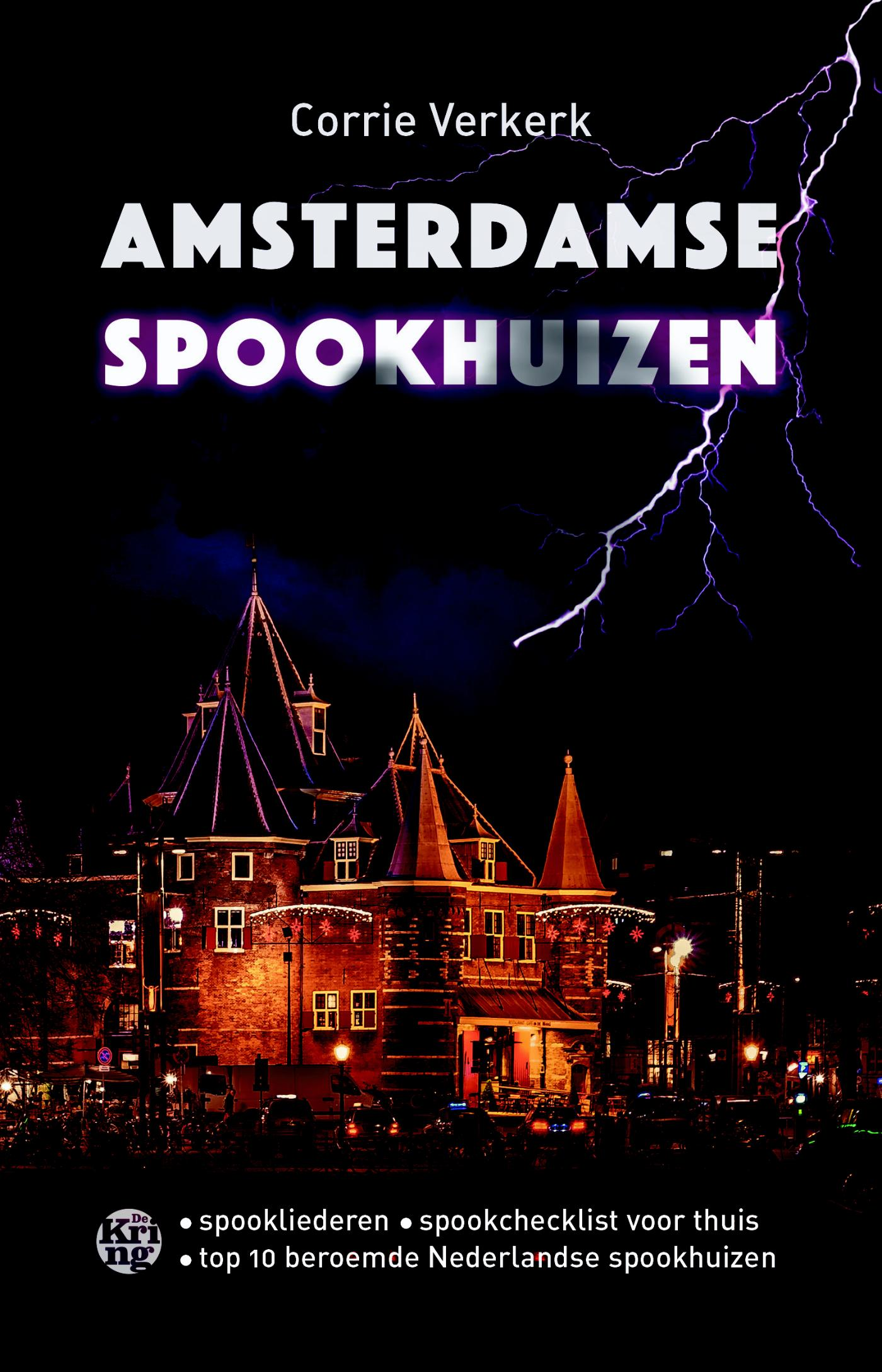 Cover Amsterdamse spookhuizen