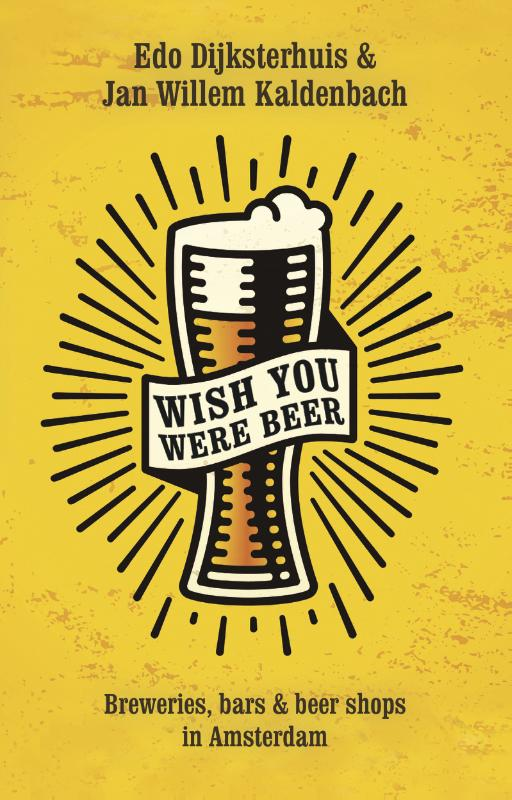 Cover Wish you were beer
