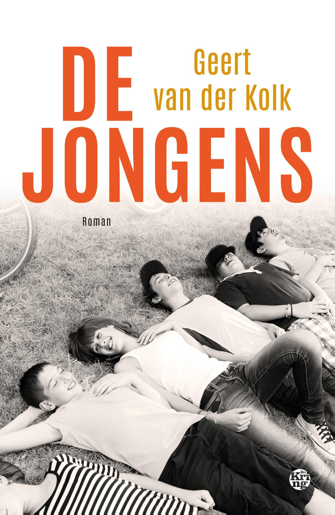 Cover De jongens
