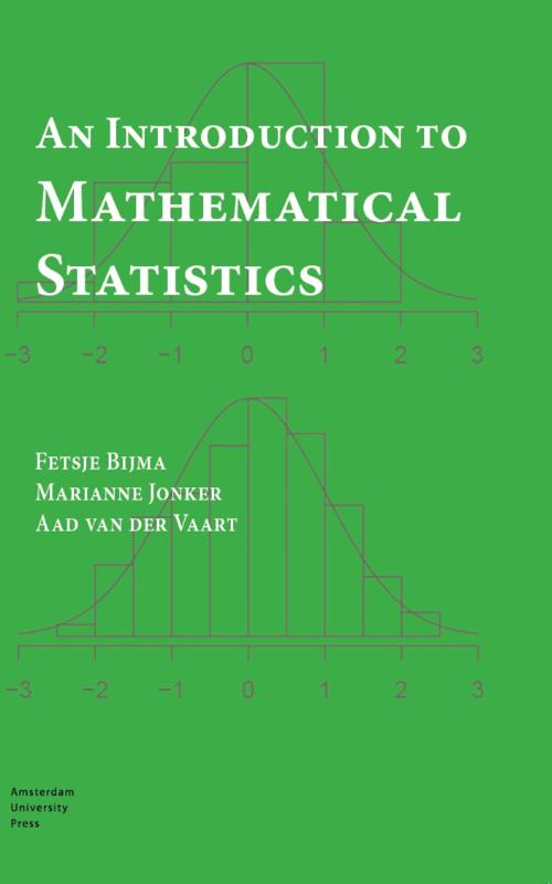 Cover An introduction to mathematical statistics