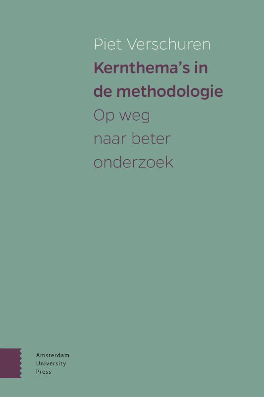 Cover Kernthema's in de methodologie