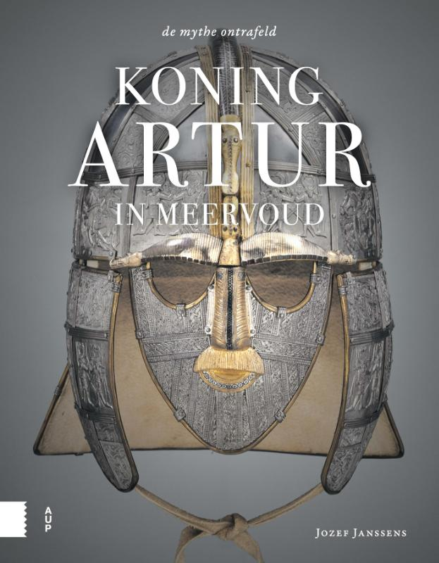 Cover Koning Artur in meervoud