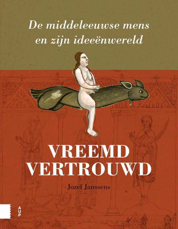Cover Vreemd vertrouwd