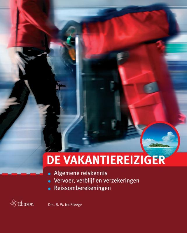 Cover De vakantiereiziger