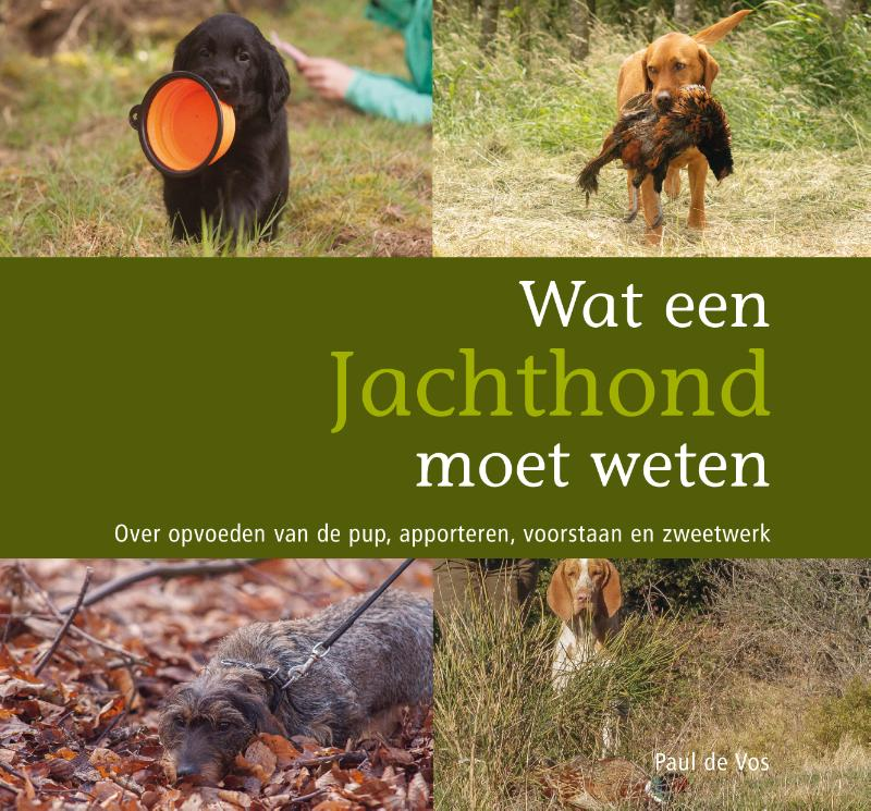 Cover Wat een jachthond moet weten